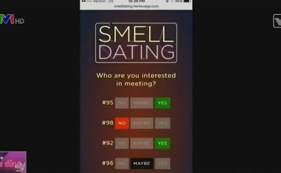 Dịch vụ tìm người yêu qua… mùi mô hôi