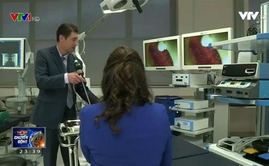 Phòng chẩn đoán ảo giúp tăng cường đào tạo y khoa