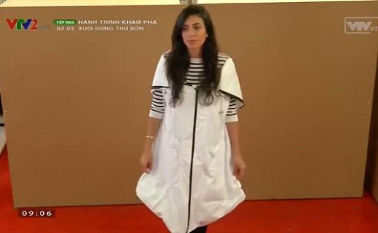 Trang phục 3 trong 1 cho người tị nạn
