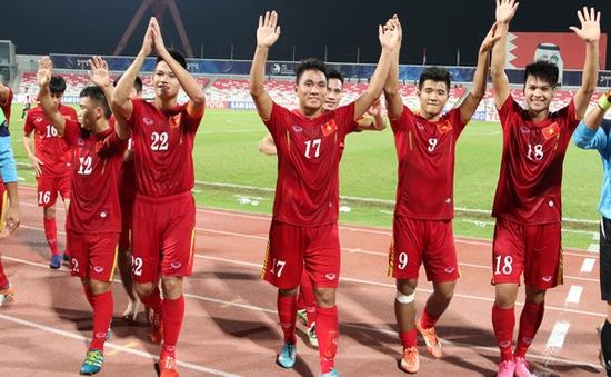 Lịch thi đấu tứ kết U19 châu Á 2016: U19 Việt Nam trước ngưỡng cửa World Cup