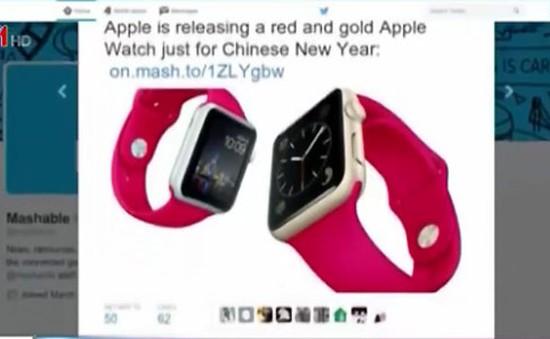 Apple ra mắt phiên bản Apple Watch màu vàng, đỏ