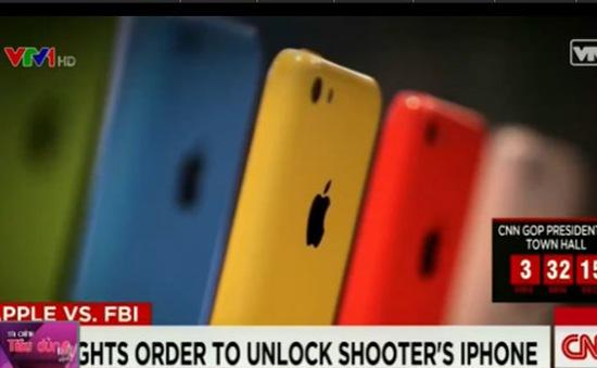 Apple và FBI tiếp tục đối chất trước tòa