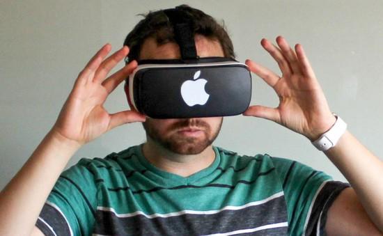 Apple sẽ sớm ra mắt kính thực tế ảo VR?
