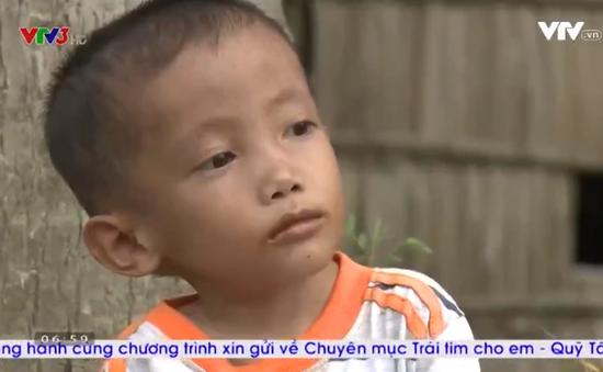 Xót xa hoàn cảnh đáng thương của em bé 5 tuổi bị bệnh tim không có tiền phẫu thuật
