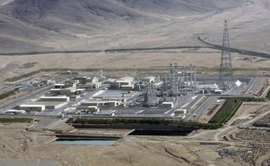 Iran xuất khẩu 32 tấn nước nặng sang Mỹ