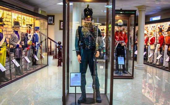 Khám phá bảo tàng vũ khí duy nhất Đông Nam Á tại Vũng Tàu