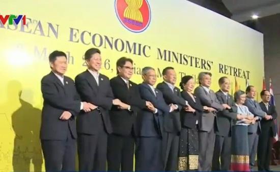Hội nghị hẹp Bộ trưởng Kinh tế ASEAN chính thức khai mạc