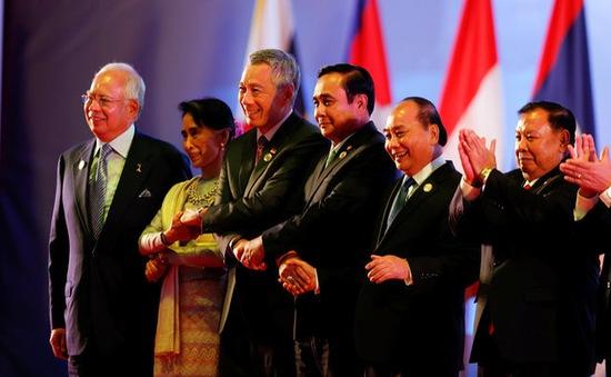 Bế mạc Hội nghị cấp cao ASEAN