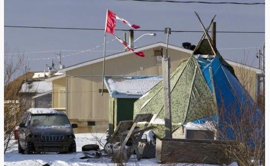 Canada báo động nạn tự tử của thổ dân bản địa