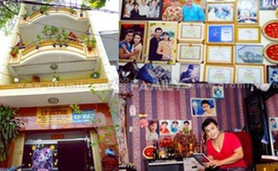 Căn nhà hòa cùng thiên nhiên của diễn viên Lý Hùng