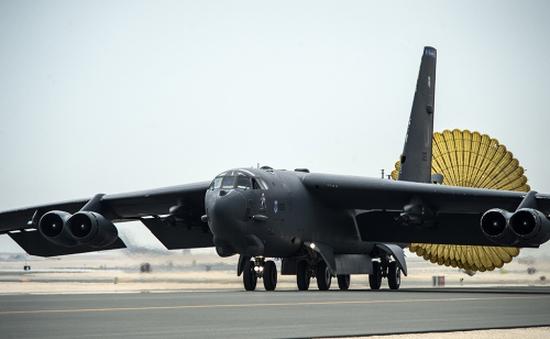 Máy bay B-52 đến Qatar tham gia cuộc chiến chống IS