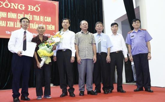 Khẩn trương giải quyết các yêu cầu bồi thường cho ông Trần Văn Thêm
