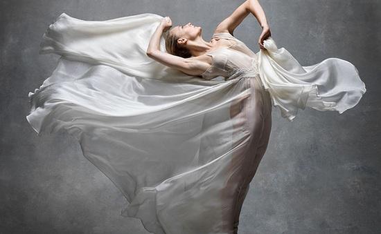"""""""Nghẹt thở"""" trước loạt ảnh đẹp như tranh của các vũ công ballet"""