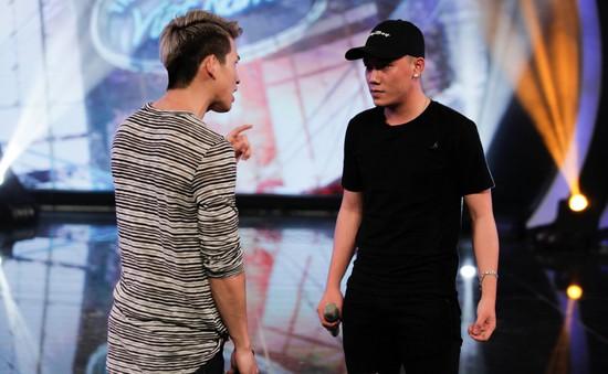 """Vietnam Idol: """"Chàng trai bún bò"""" gây ấn tượng với ca sĩ Quốc Thiên"""