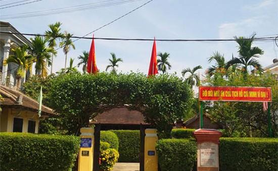 Dấu ấn Bác Hồ trên đất Huế
