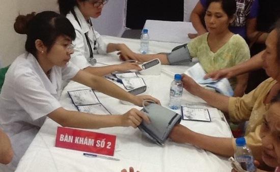 Gần 50% người Việt trưởng thành bị tăng huyết áp