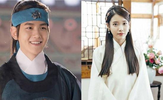 """IU và Baekhyun nhận """"gạch đá"""" vì diễn xuất dở trong Moon Lovers"""