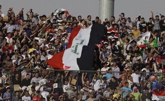 Đánh bom liều chết vào trận bóng đá tại Iraq, ít nhất 30 người thiệt mạng