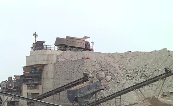 Biến những bãi thải than thành cát nhờ công nghệ mới