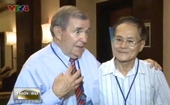 Cuộc gặp lịch sử của 30 cựu phi công Hoa Kỳ và Việt Nam