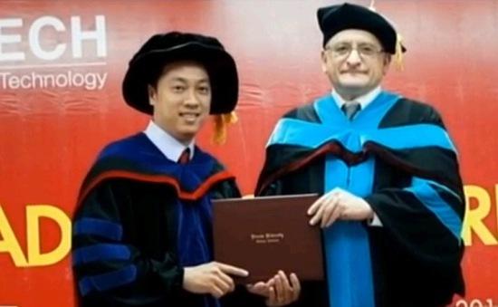 Đại học Lincoln (Hoa Kỳ) trao bằng thạc sĩ và cử nhân tại HUTECH