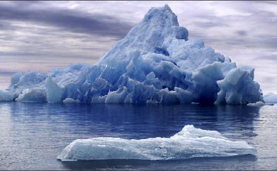 Băng tại Bắc Cực ở mức bao phủ thấp kỷ lục