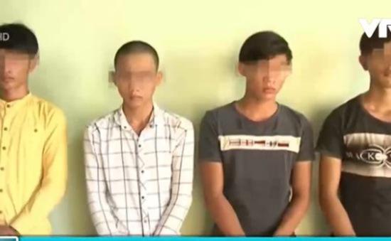 Bình Phước: Triệt phá băng trộm tuổi vị thành niên gây án dọc tuyến biên giới