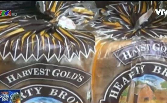 Phát hiện chất gây ung thư trong nhiều sản phẩm bánh mì ở Ấn Độ