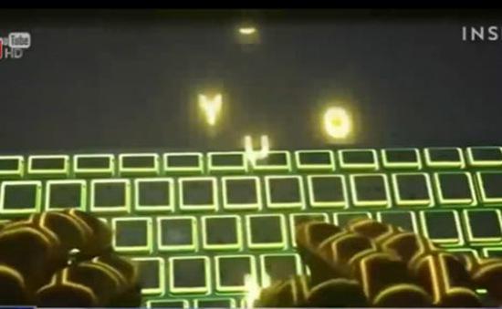 Bàn phím công nghệ ảnh ảo 3D