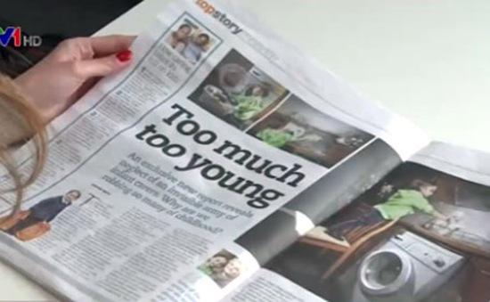 Anh: Xuất bản tờ Nhật báo tin tức đầu tiên sau 30 năm