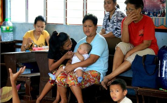 Bão Nock-ten làm 3 người thiệt mạng tại Philippines