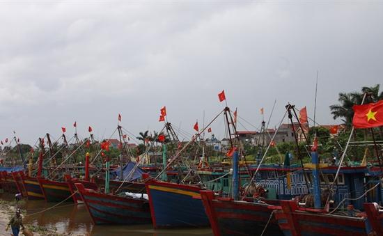 Nam Định di dời dân ở vùng nguy hiểm đến nơi an toàn