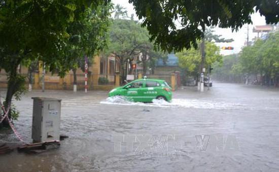 Thái Bình thiệt hại nặng do bão số 1
