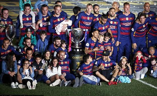 CHÍNH THỨC Lịch thi đấu La Liga 2016/17: Siêu kinh điển vào tháng 12