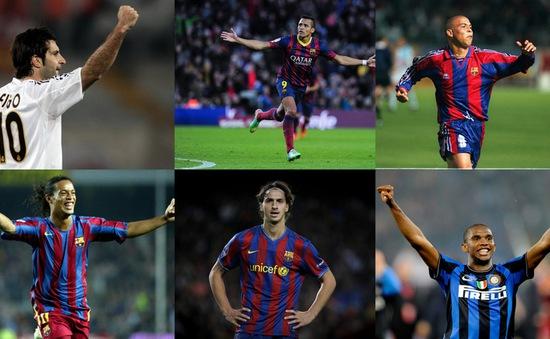 Những vụ bán cầu thủ đắt giá nhất của Barcelona