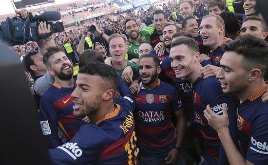 ĐKVĐ Barcelona luôn nổ súng ở Camp Nou, hưởng phạt đền nhiều nhất