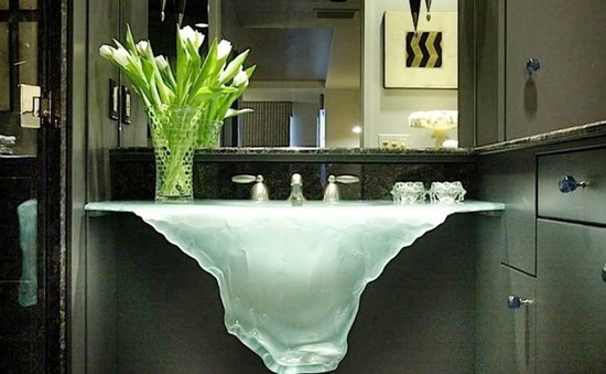 15 mẫu bồn rửa sáng tạo nhất có thể bạn chưa từng thấy