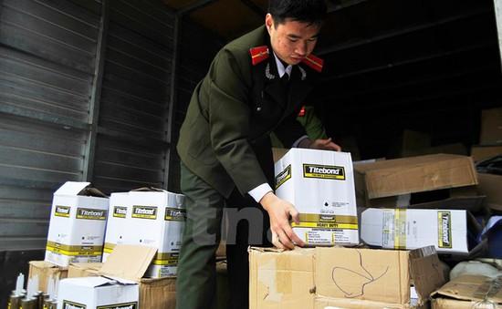 Hà Nội bắt nhiều vụ sản xuất tiêu thụ hàng giả