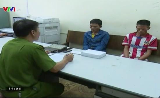 Kiên Giang: Làm giả giấy tờ xe qua Facebook để chiếm đoạt tài sản