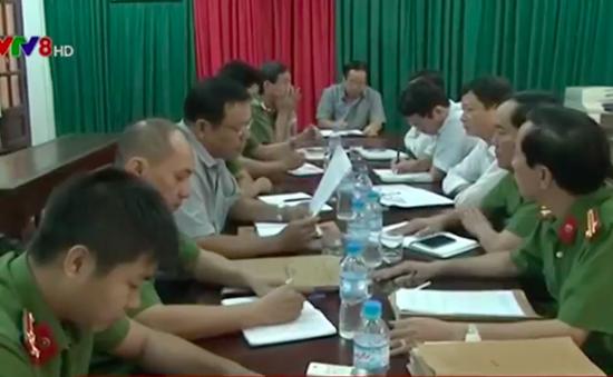 Huế: Bắt tạm giam 10 đối tượng trong vụ án mạng tại đường Bùi Thị Xuân