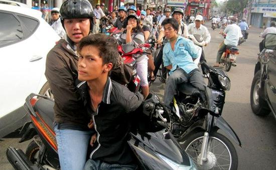 TP.HCM: Người dân có công bắt cướp được thưởng cao nhất 10 triệu đồng