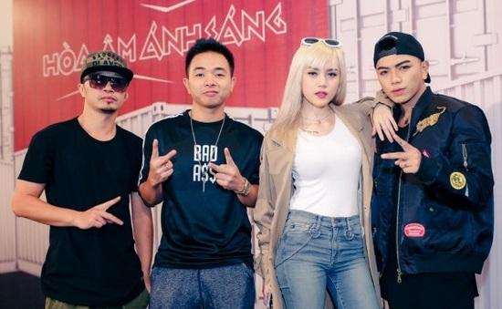 """""""Bạn gái tin đồn"""" của Sơn Tùng M-TP ghi danh The Remix 2017"""