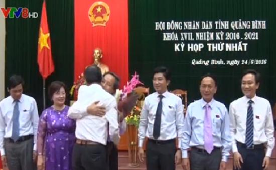 Quảng Bình kiện toàn các chức danh lãnh đạo tỉnh
