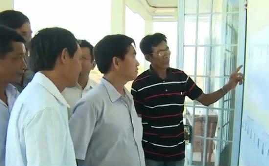 Bầu cử - Vấn đề thu hút sự quan tâm của người dân vùng hạn Kiên Giang