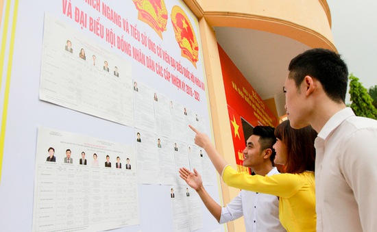Hơn 69 triệu cử tri sẽ tham gia bầu cử trên toàn quốc