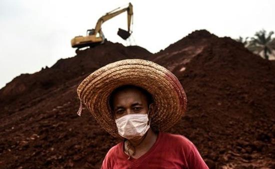 Môi trường ở Malaysia bị ảnh hưởng nặng nề do khai thác bauxite
