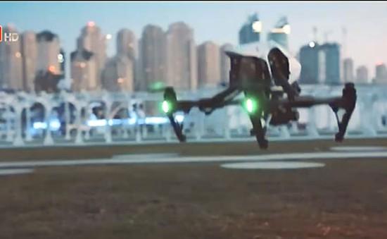 Cuộc đua máy bay không người lái ở thành phố Dubai