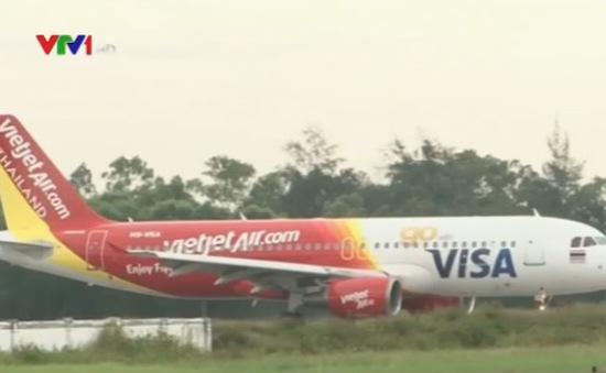 Khai trương đường bay quốc tế Vinh - Bangkok