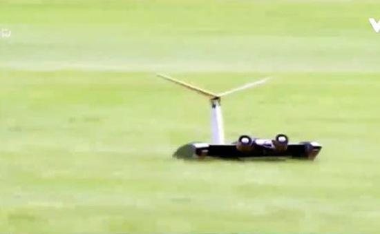 Anh phát triển máy bay mô phỏng cánh dơi