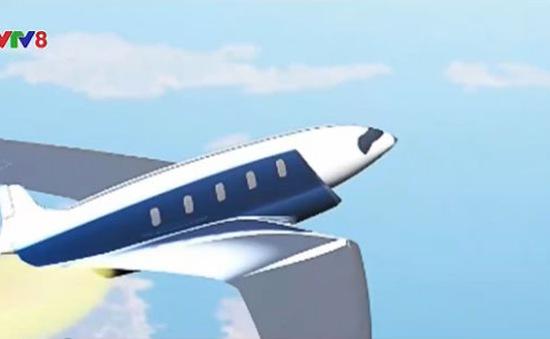 Antipode – Máy bay chở khách với tốc độ siêu nhanh